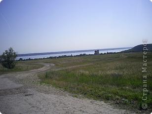 Приглашаю прогуляться со мной до нашего Ахмата пешком. Который находится на берегу Волги. Идти 6 км от ближайшего населенного пункта. фото 9