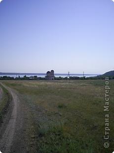 Приглашаю прогуляться со мной до нашего Ахмата пешком. Который находится на берегу Волги. Идти 6 км от ближайшего населенного пункта. фото 10