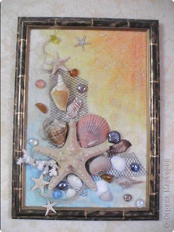 Ассамбляж: Дары морских глубин фото 2