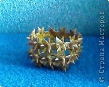 Оригами: вазочка