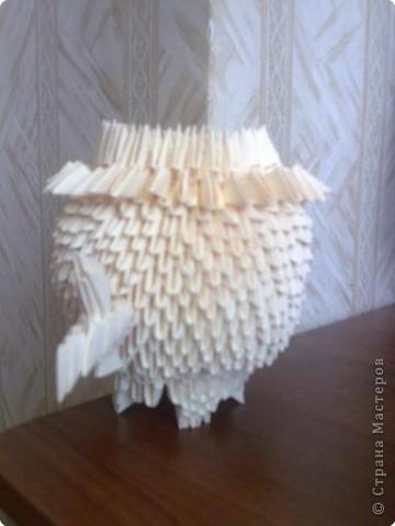 Оригами модульное: Самовар) фото 2