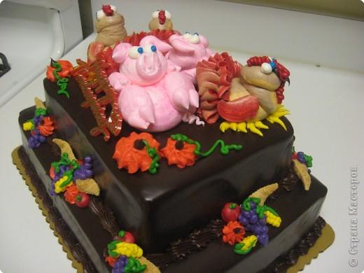 торт ко дню благодарения