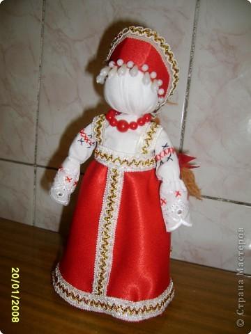 Народные куклы своими руками