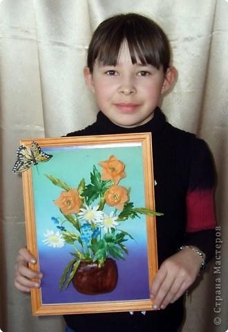 Не определена: Букет с бабочкой фото 2