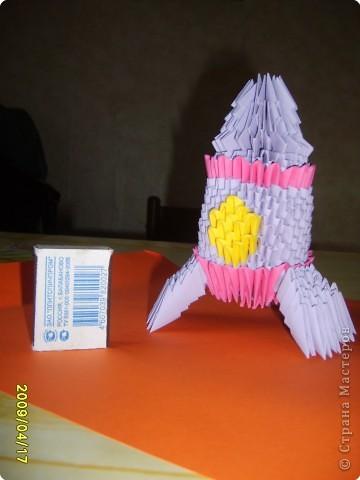 китайское модульное Ракета
