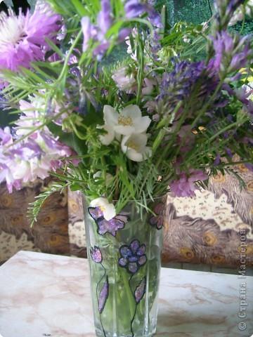 Ваза для цветочков