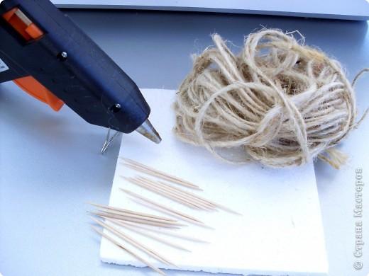. Не долго маявшись, решила совершить еще один подвиг и попробовать себя в плетении корзин. Как-то громко сказано! Корзинки. :)))) фото 2