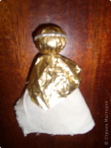 """Этот """"ангел"""" у меня в блоге уже давно. Обещала подробно всё описать и вот собралась! фото 5"""