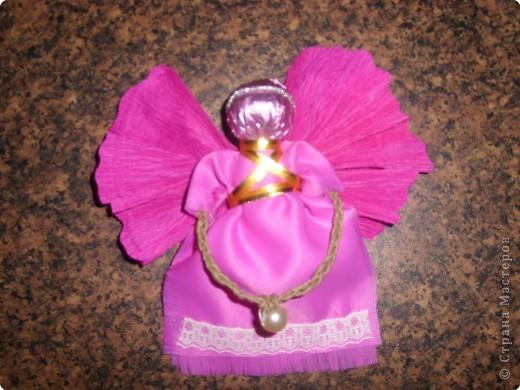 """Этот """"ангел"""" у меня в блоге уже давно. Обещала подробно всё описать и вот собралась! фото 15"""
