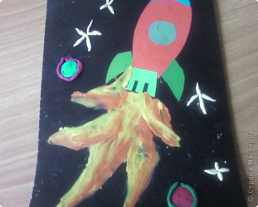 На таких реактивных ракетах наши мальчишки полетели в космос. фото 1