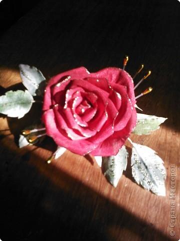 Декоративные цветы из ткани ткань