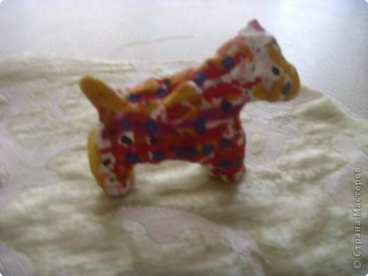 Дети и родители выполнили творческие летние задания, принесли дымковских лошадок. Вот какие они , во всей красе! фото 4