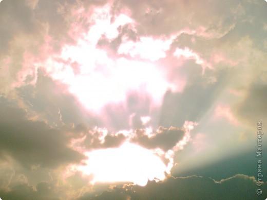 А на небе тучи... фото 1