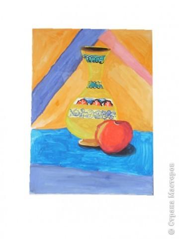 Рисование и живопись: naturmort