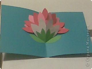 Моим детям очень нравятся объёмные открытки, они с удовольствием делают такие работы. фото 9