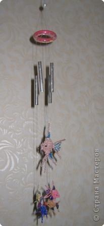 Бисероплетение: Воздушные рыбы фото 1