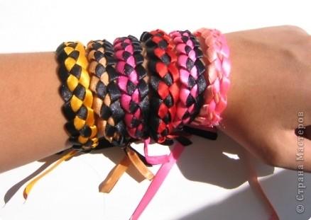 Плетение: Фенечки