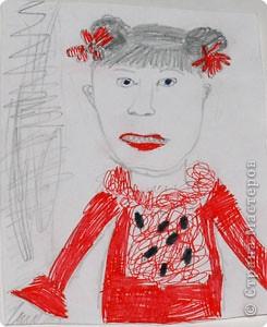 Автопортрет (7 лет) фото 1