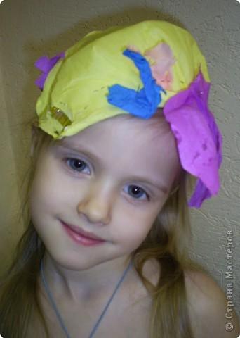 Моделирование: Шляпы, шляпки от маленьких модельеров фото 3