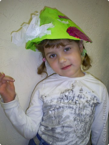 Моделирование: Шляпы, шляпки от маленьких модельеров фото 4