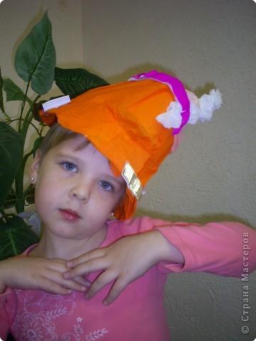 Моделирование: Шляпы, шляпки от маленьких модельеров фото 6