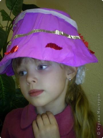 Моделирование: Шляпы, шляпки от маленьких модельеров фото 5