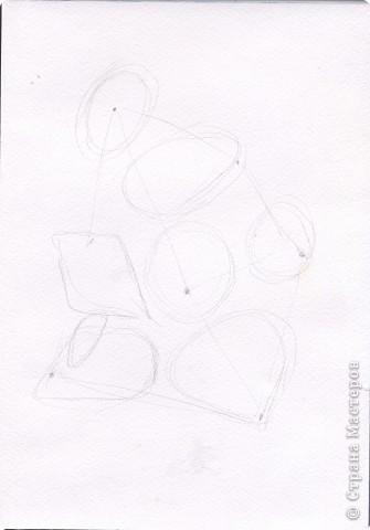 Рисуем цветы \часть1\ фото 2