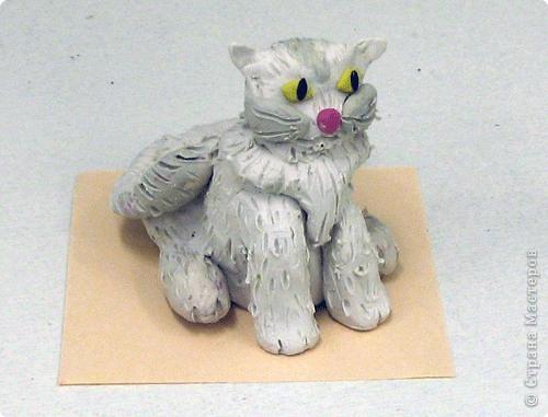 Нуриева Даша. Кошка