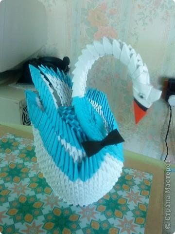 Оригами модульное: Подарок на свадьбу фото 5