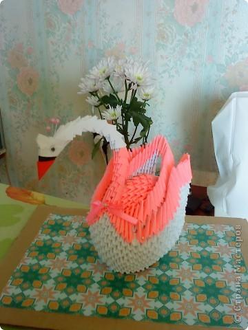 Оригами модульное: Подарок на свадьбу фото 3