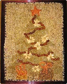 Чечевичная елочка