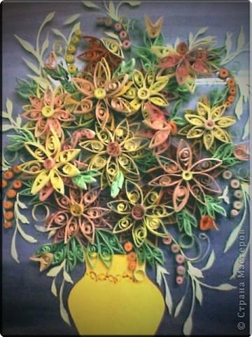 Сказочные цветы фото 1