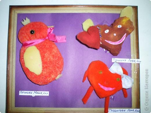 Игрушки из поролона фото 4
