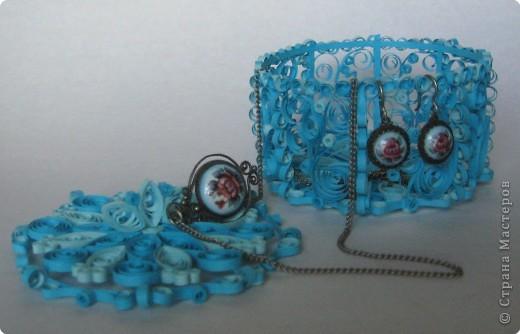 Голубая шкатулка. фото 2