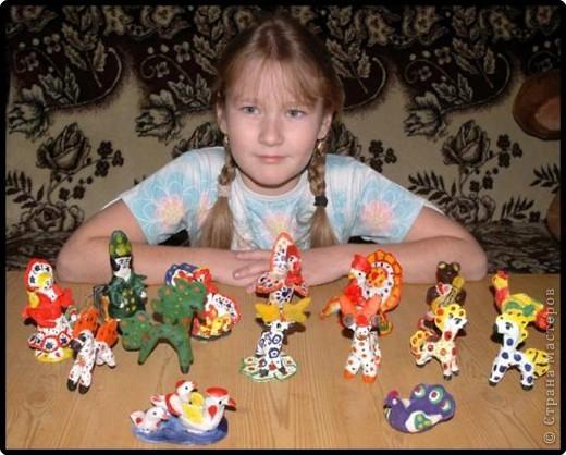 Игрушки моей дочери фото 1
