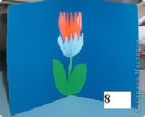 Выполнение декоративного цветка