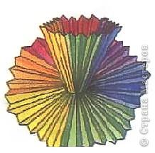 Изготовление бумажного цветка