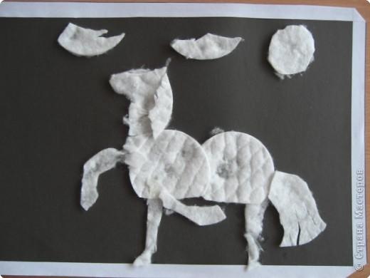 Лошадка Светы П.(6 лет) фото 1
