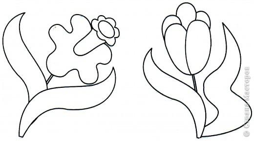 Схемы для цветов