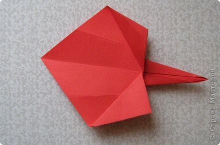 Оригами: Калы фото 10