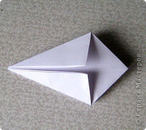 Мастер-класс Оригами Лошадка - игрушка Бумага фото 8