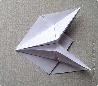 Мастер-класс Оригами Лошадка - игрушка Бумага фото 14