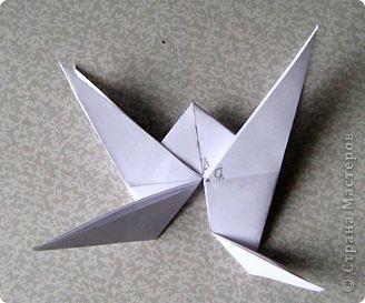 Мастер-класс Оригами Лошадка - игрушка Бумага фото 16