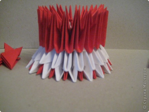 Мастер-класс Поделка изделие Начало учебного года Оригами китайское модульное Мастер-класс по оригами кукла Бумага фото 11