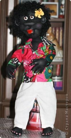 Кукла-грелка на самовар фото 7