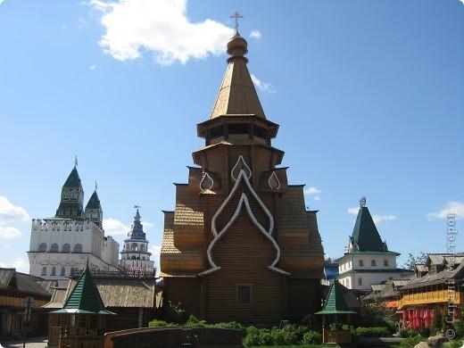В конце мая ездили с классом на экскурсию в Измайловский кремль (г.Москва).  фото 3