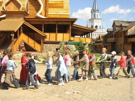 В конце мая ездили с классом на экскурсию в Измайловский кремль (г.Москва).  фото 7