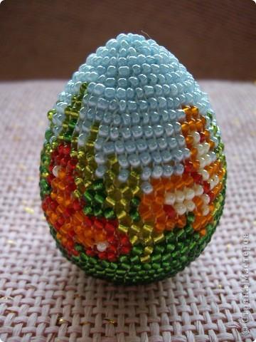 Схема для Пасхального яйца из галереи