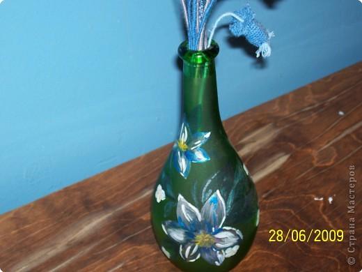 Роспись: ваза