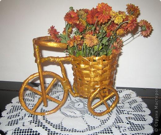 Плетение: Изобретаем велосипед фото 3